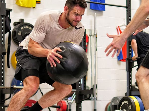 Pro athletes GoPerform