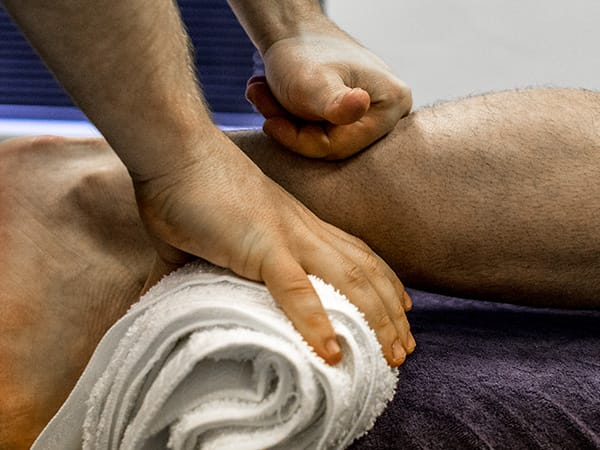 ​Sports massage at GoPerform